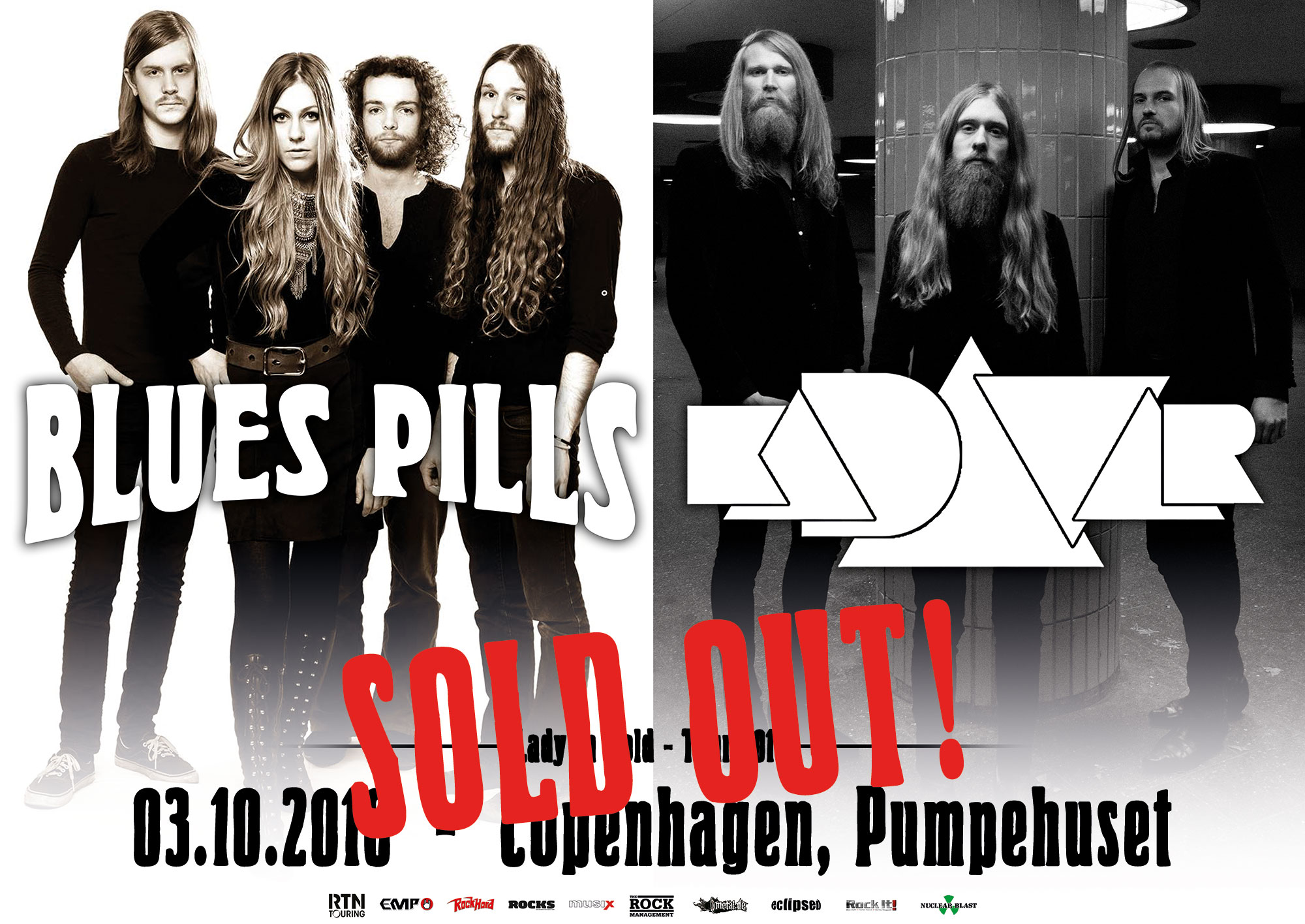 copenhagen sold out
