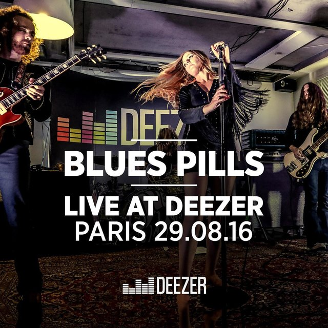 deezer session